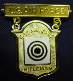 USAF Distinguished Rifleman Badge